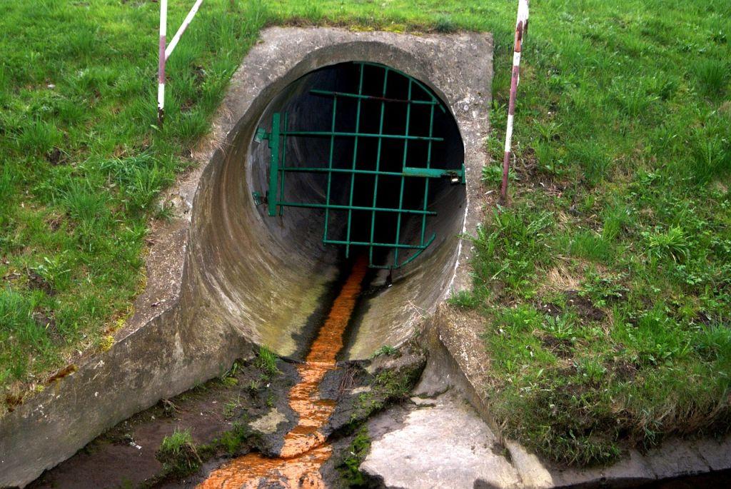 canal assainissement